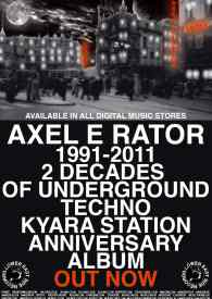 axel-e-rator bookings